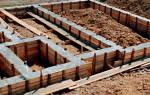 Как правильно делать замес цемента на фундамент