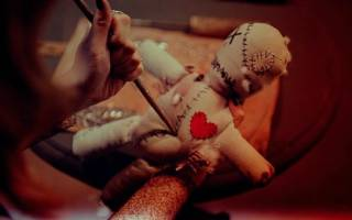 Как правильно сделать куклу вуду