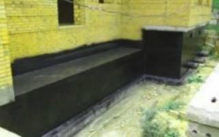 Как правильно наносить гидроизоляцию на фундамент