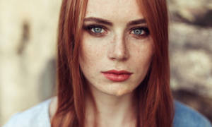 Как правильно подобрать оттенок рыжего цвета волос