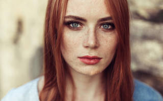 Правильно подобрать рыжий оттенок волос