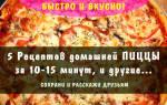 Как правильно делать пиццу