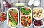 Составить план правильного питания