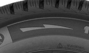 Как правильно поставить резину данлоп по меткам