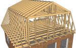 Как правильно делать мансардную крышу