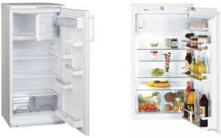 Как правильно выбрать холодильник и какой марки